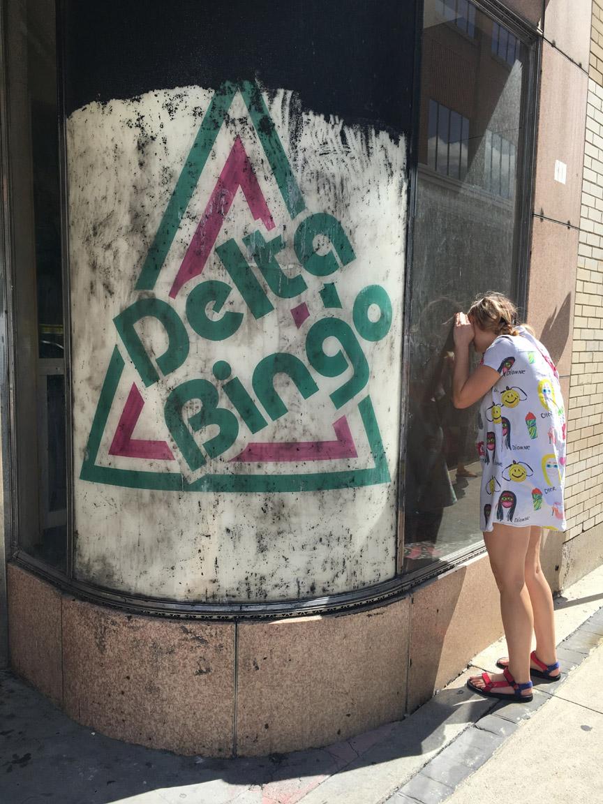 Delta Bingo Hamilton